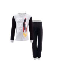 Lily & Dans Rocket Pyjamas