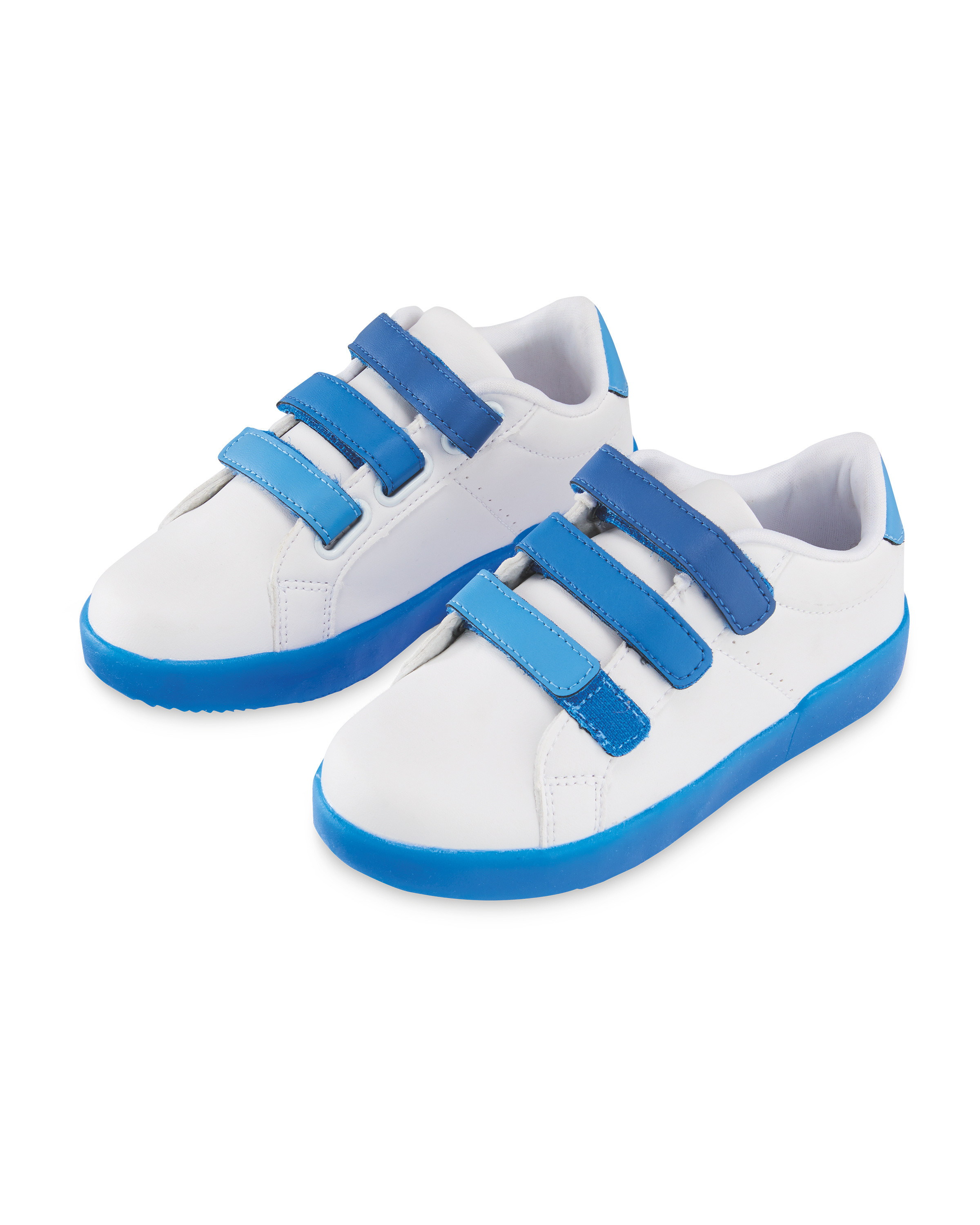 1c4d885055a9c Lily & Dan Trainers with Lights - ALDI UK