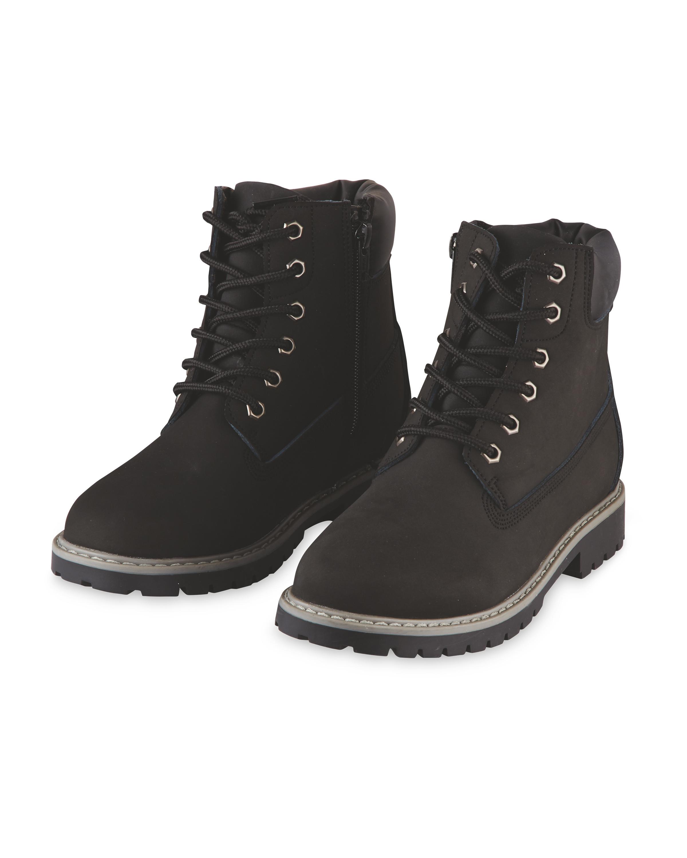Boys Winter Boot Black