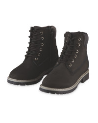 Boys Winter Boot Black