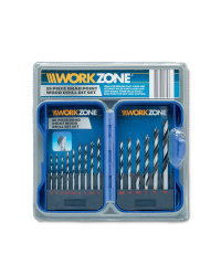 Brad Point Wood Drill Bit Set