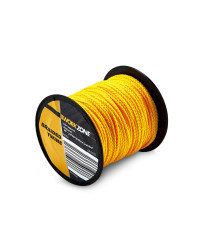 Braided Twine - Yellow