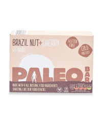 Brazil Nut & Cherry Paleo Bars
