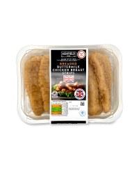 Breaded Buttermilk Chicken Strips