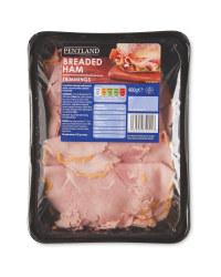 Breaded Ham Trimmings