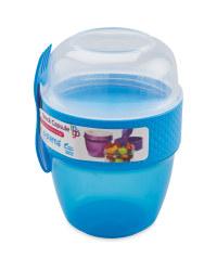 Sistema Breakfast Pack Capsule - Blue