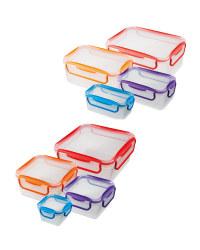Brights Clip & Close Storage Set