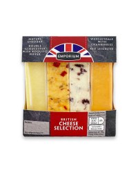 British Cheese Selection Pack