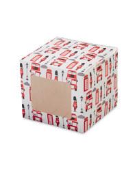 British Individual Cupcake Boxes