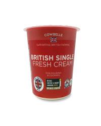 British Single Fresh Cream