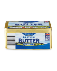 British Unsalted Butter