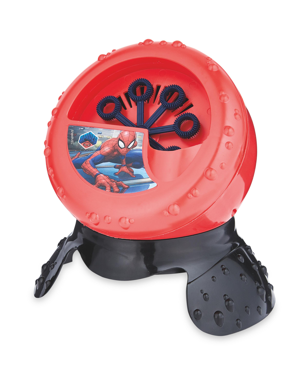 Spiderman Bubble Machine