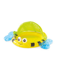 Bumble Bee Shaded Play Pool
