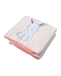 Bunny Luxury Baby 3D Blanket