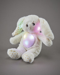 Bunny Musical Light Up Plush Toy