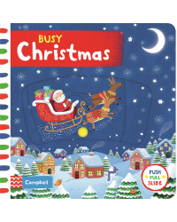 Busy Christmas Board Book