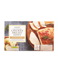 Butter Basted Chicken Breast Joint