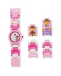 Childrens' Lego Watch Classic Pink
