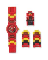 Childrens' Lego Watch Ninja Kai