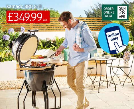 Aldi Holzkohlegrill York : Outdoor bbq sets bbq grills & smokers aldi aldi uk
