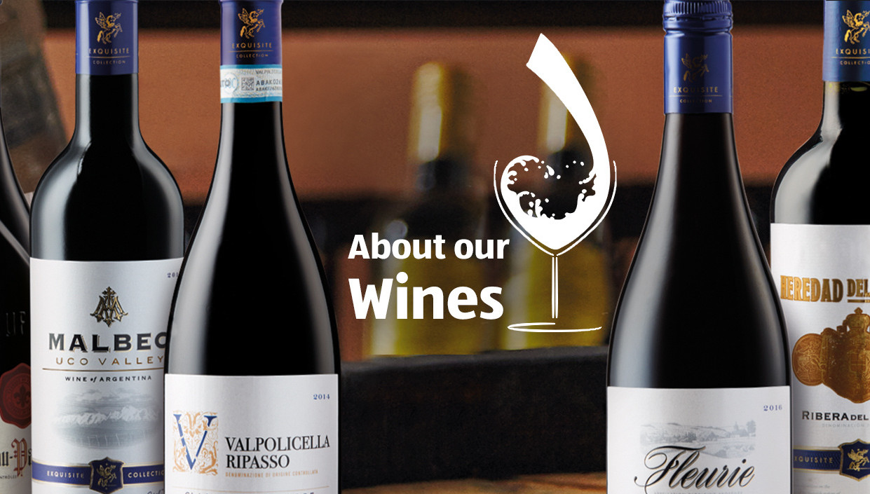 About Our Wines Aldi Uk