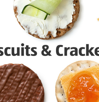 Biscuits And Crackers Aldi Uk