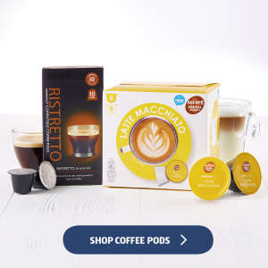 Coffee Pods Aldis Coffee Range Aldi Uk