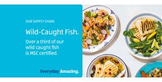Wild-Caught Fish - ALDI UK