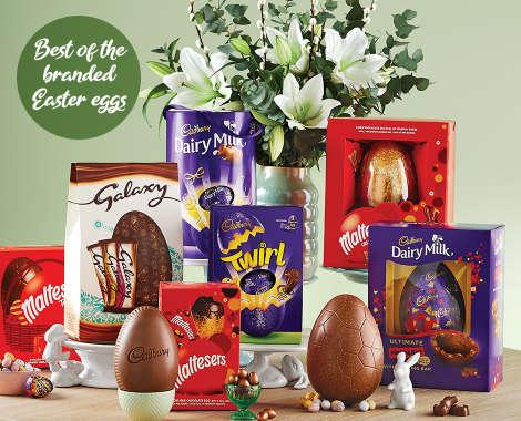 Easter Chocolate - ALDI UK
