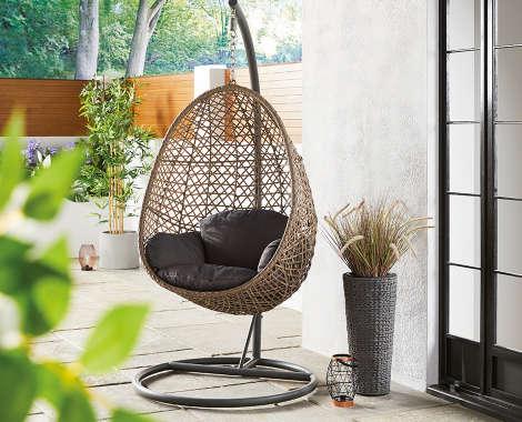 Phenomenal Rattan Hanging Egg Chair Egg Pod Chair Aldi Uk Aldi Uk Creativecarmelina Interior Chair Design Creativecarmelinacom