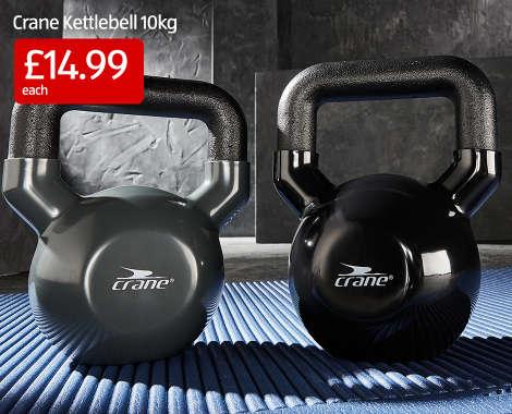 Aldi Fitness   Iron Weight Plates & Kettlebells   ALDI UK