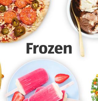 Frozen Food Aldi Uk