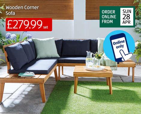 Miraculous Outdoor Garden Furniture Garden Shop Aldi Aldi Uk Download Free Architecture Designs Scobabritishbridgeorg