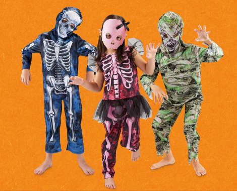 Lidl Vestiti Halloween 2019.Halloween Aldi Uk