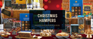 Christmas Hampers 2019.Luxury Christmas Hampers Online Food Hampers Aldi Aldi Uk