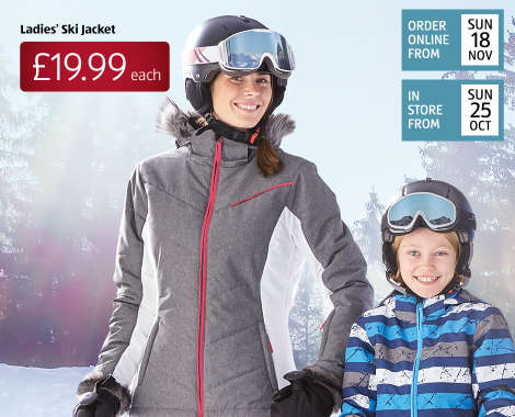 c6da6456c2 Our Ladies  Ski Jackets have all the features you need to stay comfortably  warm and dry during a downhill run