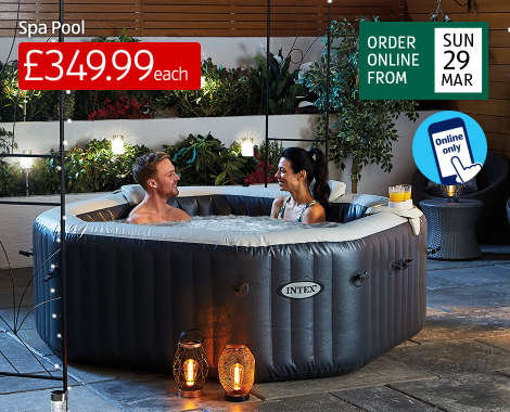 aldi inflatable hot tub