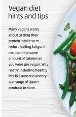 Special Diets and Intolerance - Vegan - ALDI UK