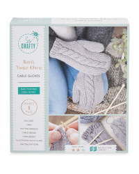 So Crafty Cable Gloves Kit