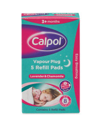 Calpol Vapour Plug-In Refills 5 Pack
