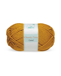 So Crafty Camel Chunky Yarn