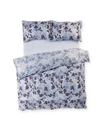 Cammie Piping Double Duvet Set