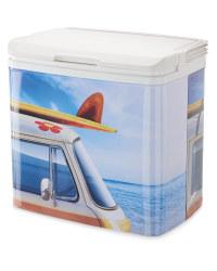 Adventuridge Retro Camper Coolbox