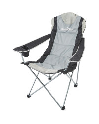 Adventuridge Camping Chair - Grey