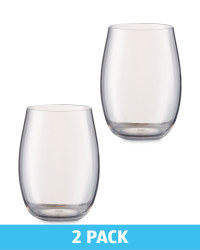 Camping Stemless Wine Glass