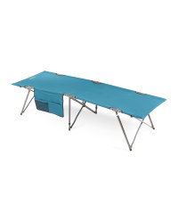 Adventuridge Camping bed - Blue