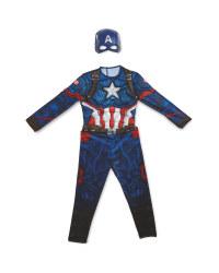 Captain America Fancy Dress