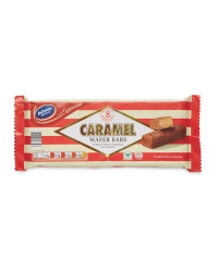 Caramel Wafer Bars