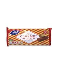 Caramel Wafer Bars