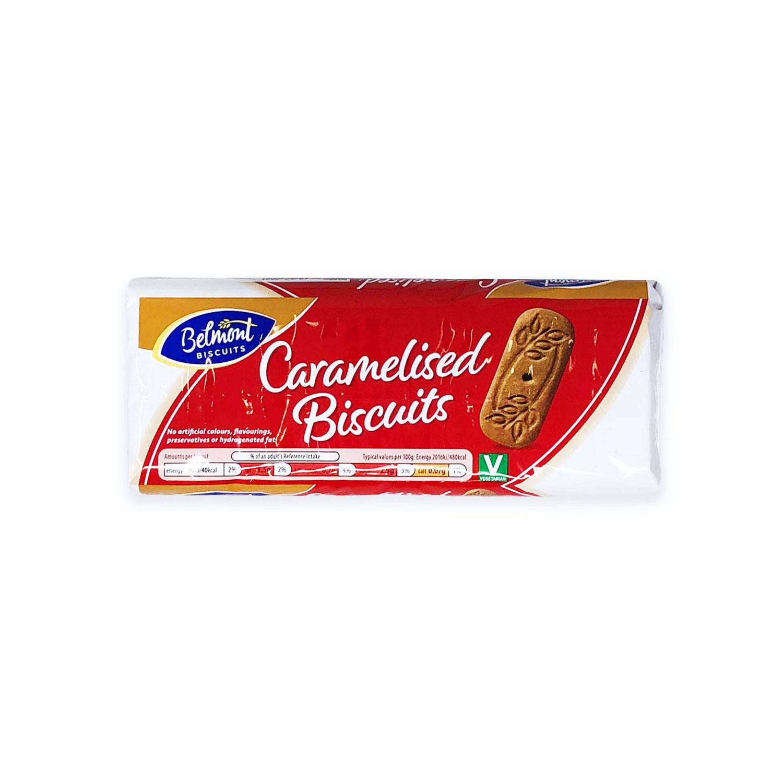 Caramelised Biscuit